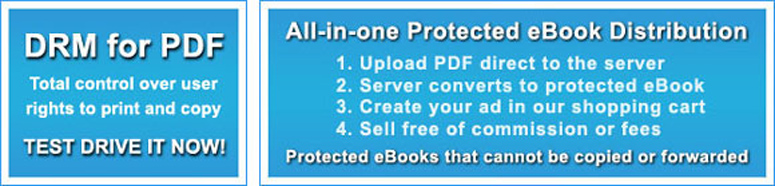 Ebook protection